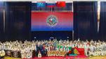Спортсмены Санкт-Петербурга успешно выступили на Кубке России по ВБЕ Кобудо.