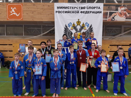 Успешное выступление спортсменов Санкт-Петербурга на Кубке России и Всероссийских юношеских соревнов
