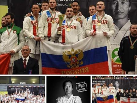 Спортсмен из Санкт-Петербурга - победитель Чемпионата Мира по Восточному боевому единоборству в Порт