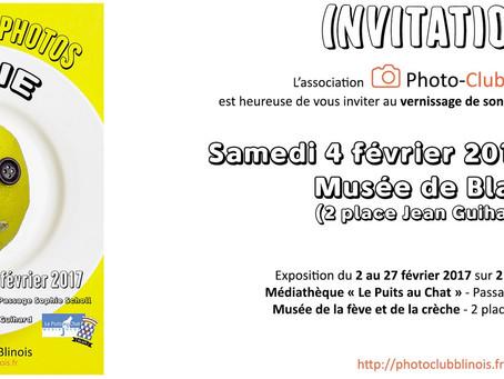 Exposition Photo-Club Blinois