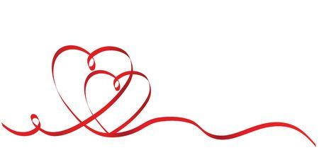 97471336-ruban-de-coeur-rouge-calligraph