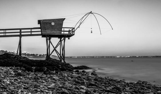 Pêcherie à Kerbesy
