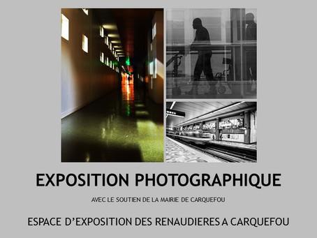 Exposition à Carquefou