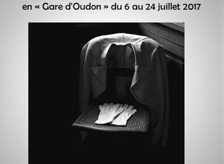 """Exposition en """"Gare d'Oudon"""""""