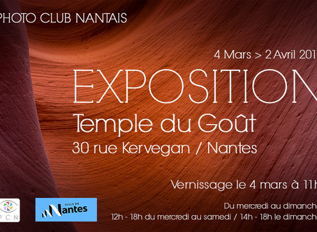 Exposition Photo Club Nantais