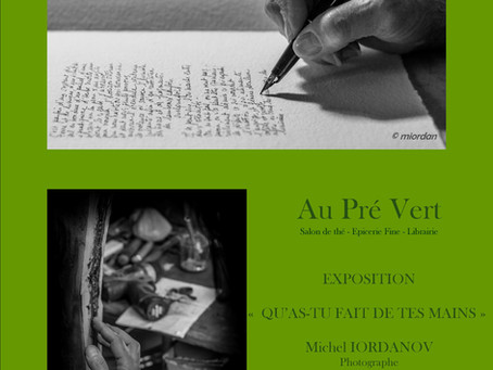 Exposition à Saint Nazaire
