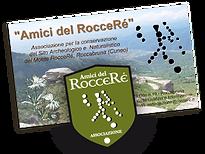Tessera associativa incisioni rupestri RocceRé