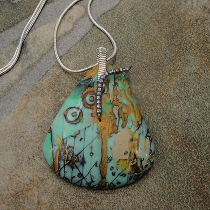 PENDANT AND SILVER
