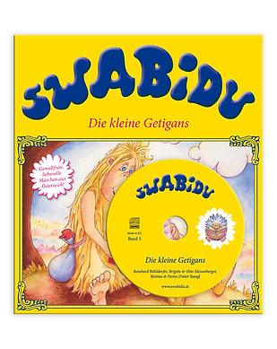 SET: Die kleine Getigans Buch+CD