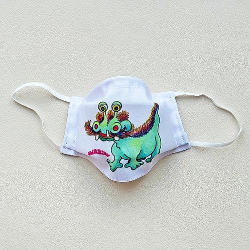 Mund-Nasenmaske für Kinder: Wörga