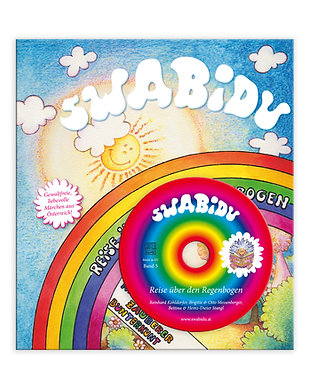 SET: Reise über den Regenbogen Buch+CD