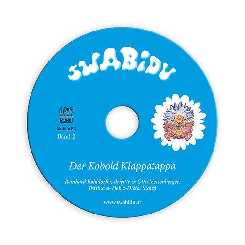 Der Kobold Klappatappa Hörspiel
