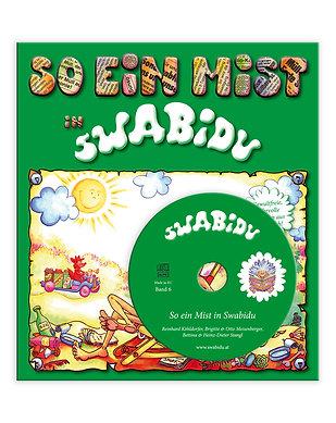 SET: So ein Mist in Swabidu Buch+CD