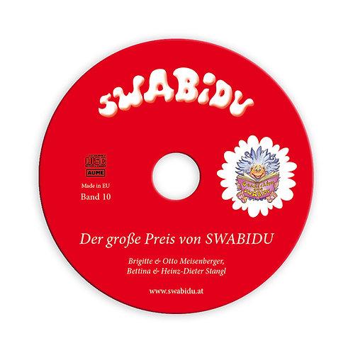 Der große Preis von Swabidu Hörspiel