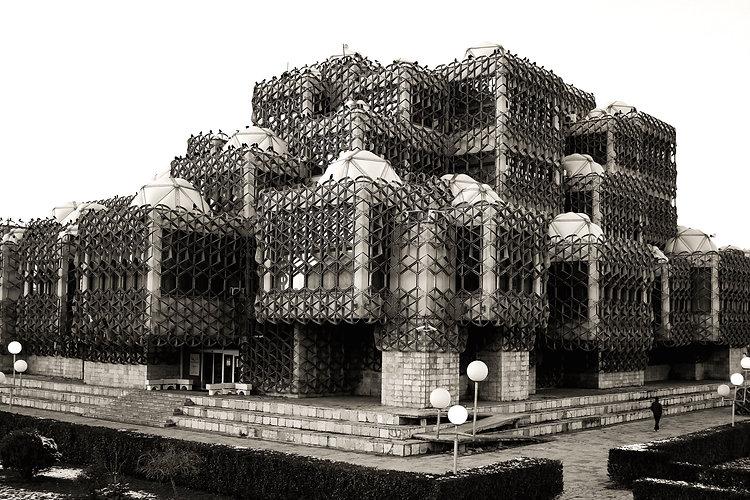National Library of Kosova, Sehida Mifta