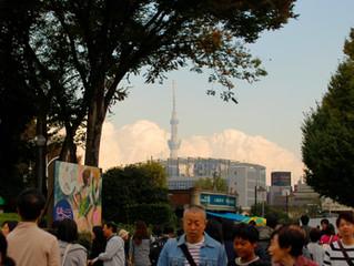 おさんぽ日記♡上野〜銀座〜京橋