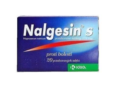 NALGESIN S 275MG