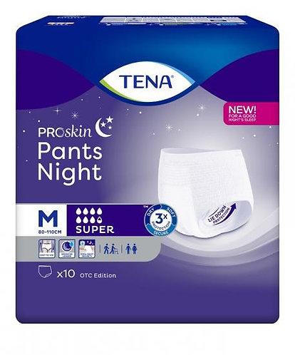 TENA Pants Night Super vel. M - 10 ks