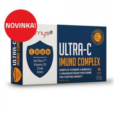 Barny´s ULTRA-C Imuno Complex 30 kapslí