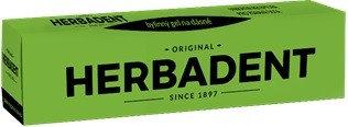 HERBADENT ORIGINAL bylinný gel na dásně 25 g NEW