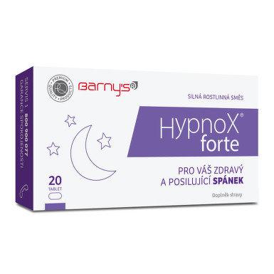 Barnys HypnoX forte 20 tablet