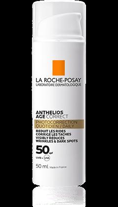 LA ROCHE-POSAY ANTHELIOS AGE Correct krém SPF50 50 ml
