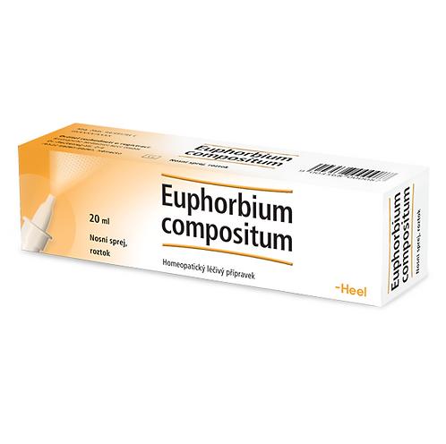 EUPHORBIUM COMPOSITUM HEEL nosní sprej 20ml