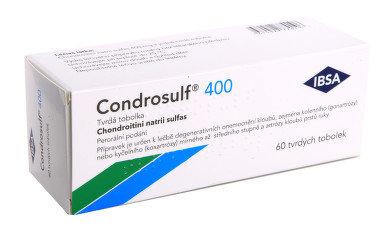 CONDROSULF 400mg 60 tvrdých tobolek