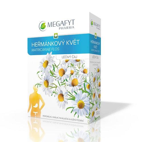 MEGAFYT HEŘMÁNKOVÝ KVĚT léčivý čaj 50g