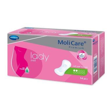 MoliCare Lady 2 kapky (Mini) - 14 ks