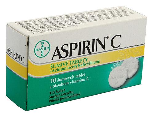 ASPIRIN C šumivé tablety