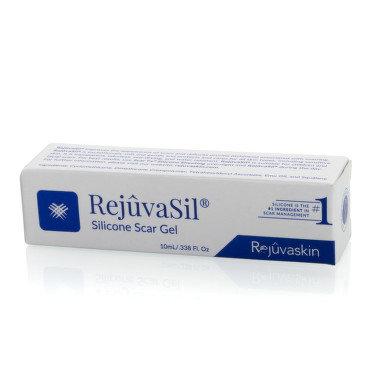 RejuvaSil silikonový gel na jizvy