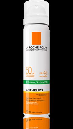 LA ROCHE-POSAY ANTHELIOS Osvěžující sprej na obličej SPF 50+ 75ml