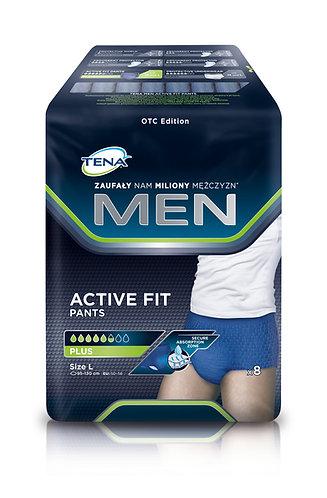 TENA Men Pants Plus Blue vel. L -  8 ks