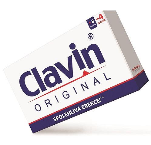 Clavin ORIGINAL 8+4 tobolky