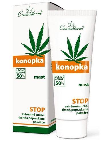 Cannaderm Konopka mast pro suchou pokožku 75g