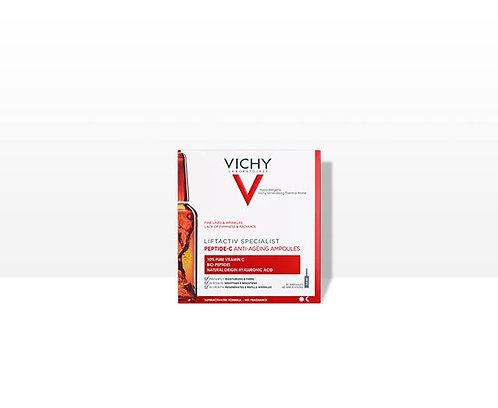 VICHY LIFTACTIV Specialist Peptide-C ampule proti vráskám 30x2ml noční