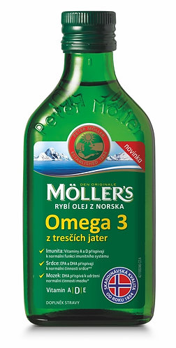 Möller's Omega 3 Citron 250 ml