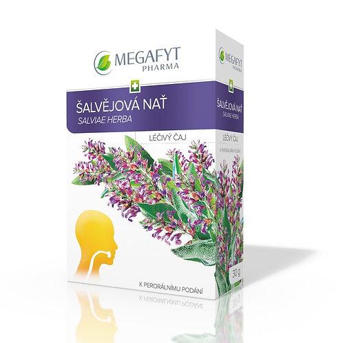 Megafyt ŠALVĚJOVÁ NAŤ léčivý čaj 3 g
