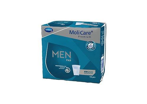 MoliCare Men 2 kapky vložky 14 ks