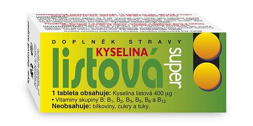 NATURVITA Kyselina listová Super 60 tablet