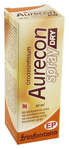 Fytofontana Aurecon dry spray 50 ml