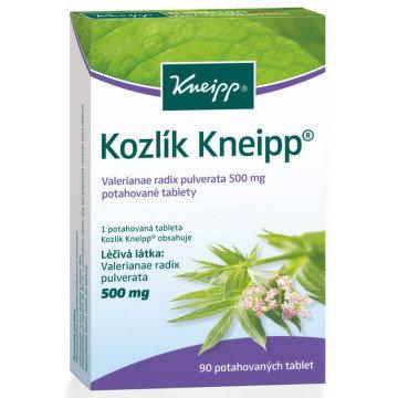 KOZLÍK KNEIPP 90 tablet