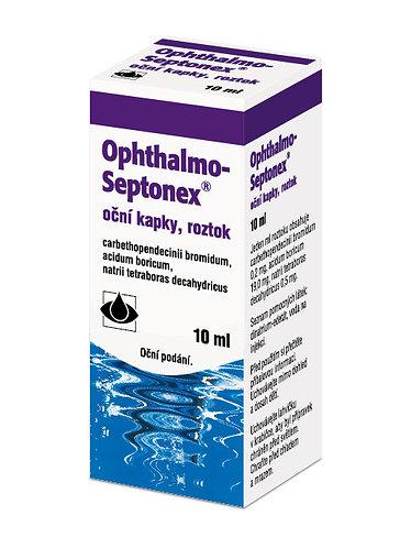 OPHTHALMO-SEPTONEX oční kapky 10 ml