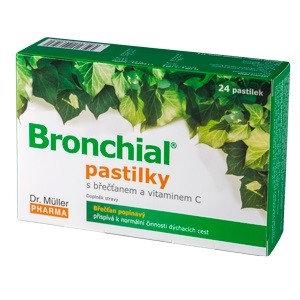 Bronchial pastilky 24 ks Dr.Müller