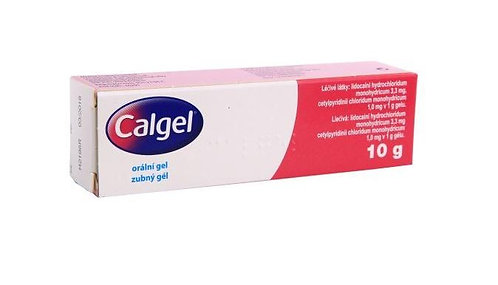 CALGEL gel 10 g
