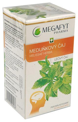 MEGAFYT Meduňkový čaj léčivý 20x 1,5 g
