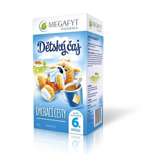 Megafyt Dětský čaj dýchací cesty