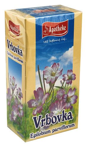 Apotheke Vrbovka malokvětá čaj 20x1,5 g