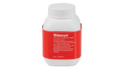 WOBENZYM enterosolventní tableta 300
